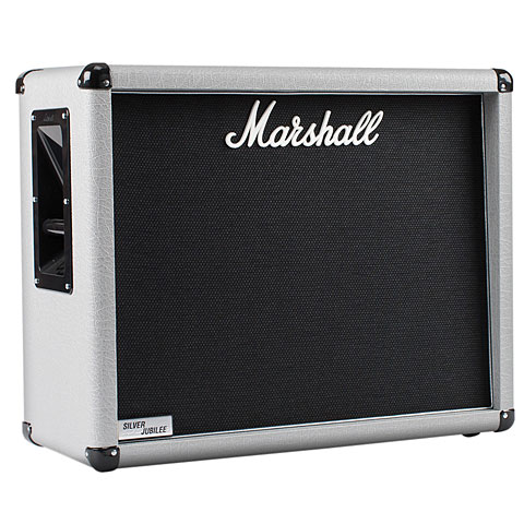 "Pantalla guitarra eléctrica Marshall 2536 2x12"" Silver Jubilee"
