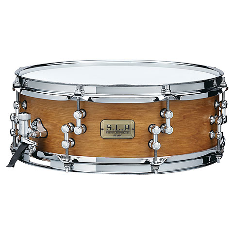 """Caisse claire Tama S.L.P. 14"""" x 5"""" New Vintage Hickory Snare"""