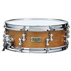 "Tama S.L.P. LHK145-SVH New Vintage Hickory Snare Drum 14"" x 5"" « Caja"
