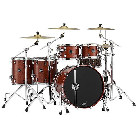 """Schlagzeug Mapex 30th Anniversary 22"""" Garnet Flame Drum Kit"""