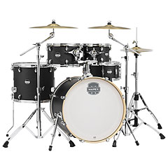 Mapex Mars Pro 22'' Midnight Black Shell-Set « Batterie acoustique