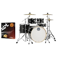 "Mapex Storm 22"" Dark Black LTD + ZBT Bundle « Batterie acoustique"
