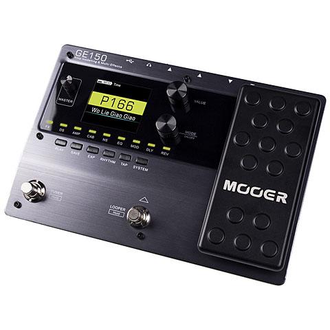 Multieffektgerät E-Gitarre Mooer GE 150