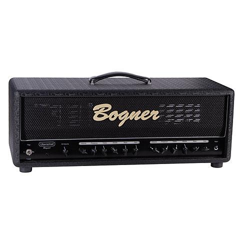Topteil E-Gitarre Bogner Überschall Head 6L6