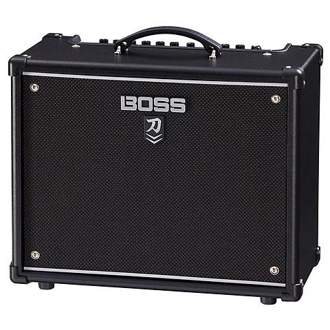 Amplificador guitarra eléctrica Boss Katana-50 MKII