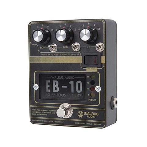 Walrus Audio EB-10 Black