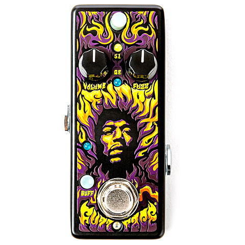 Dunlop Authentic Hendrix '69 Psych Fuzz Face Mini