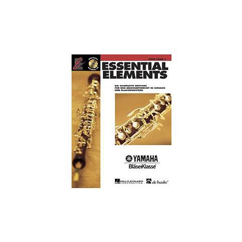 Lehrbuch De Haske Essential Elements Band 2 - für Oboe