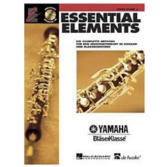 De Haske Essential Elements Band 2 - für Oboe « Libros didácticos