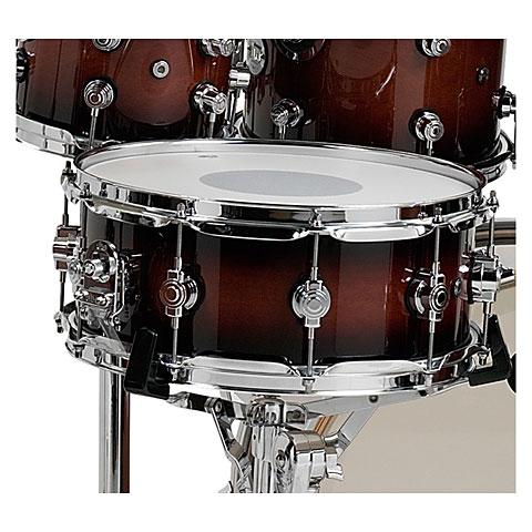 "Snare Drum DW Design 14"" x 5,5"" Tobacco Burst Snare"