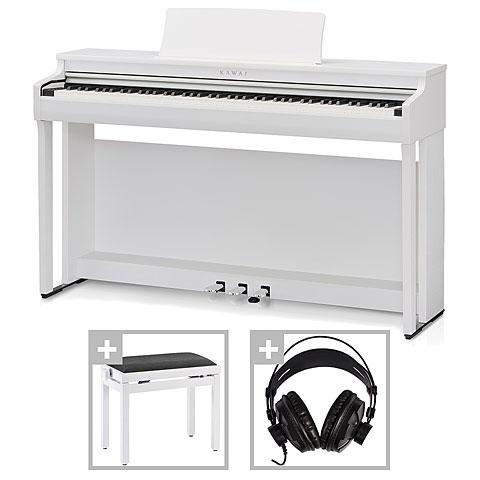 Piano numérique Kawai CN 29 WH Set