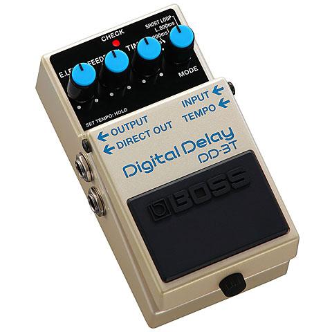 Effets pour guitare électrique Boss DD-3T Digital Delay
