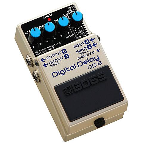 Effets pour guitare électrique Boss DD-8 Digital Delay