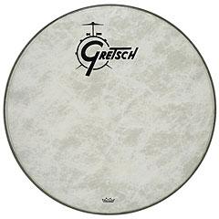"""Gretsch Drums 20"""" Fiberskyn Resonant Logo Head"""