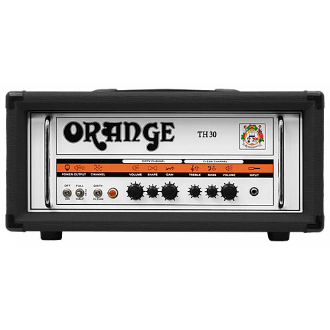 Cabezal guitarra Orange Thunder TH30H BLK