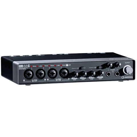 Audio Interface Steinberg UR44C