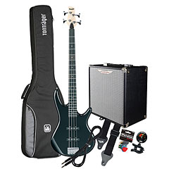 Ibanez Gio GSR180-BK / Ashdown Studio 8 « Bass Guitar Set