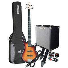 Ibanez Gio GSR180-BS / Ashdown Studio 8 « Bass Guitar Set
