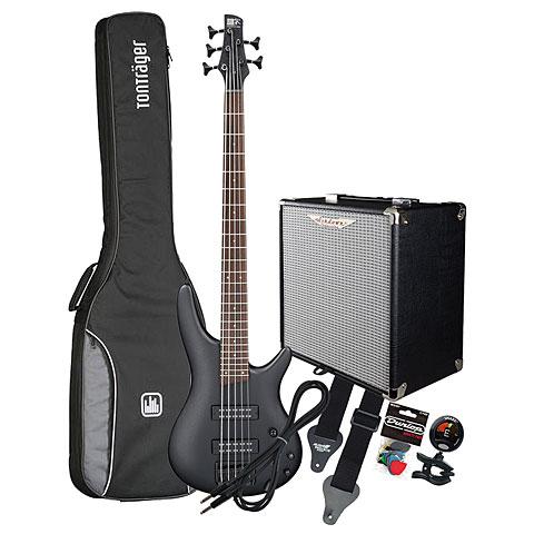 Bass Guitar Set Ibanez Soundgear SR305EB-WK / Ashdown Studio 8