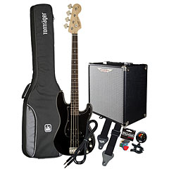 Squier Squier Affinity P-Bass PJ BK / Ashdown Studio 8 « E-Bass Set