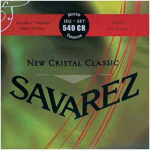 Classical Guitar Strings Savarez New Cristal Classic 540 CR NT