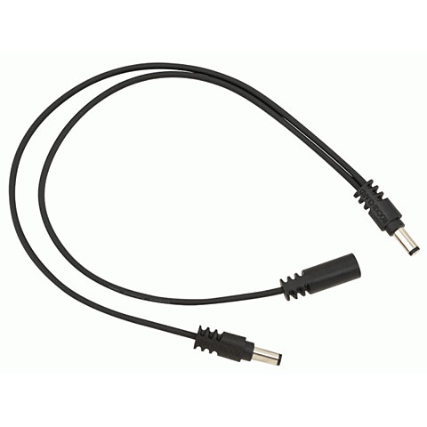 Alimentation/câble RockCable Flat Daisy Chain Cable 2 - fach gerade