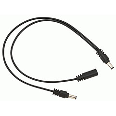 RockCable Flat Daisy Chain Cable 2 - fach gerade « Alimentation/câble