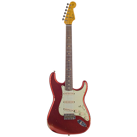 Fender Custom Shop 1960 Relic Stratocaster, CAR « E-Gitarre