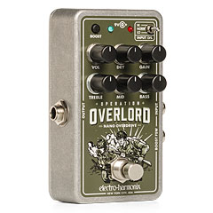 Electro Harmonix Nano Operation Overlord « Guitar Effect