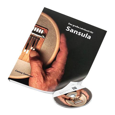 Libros didácticos Hokema Das große Lehrbuch für Sansula
