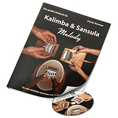 Hokema Das große Lehrbuch für Kalimba & Sansula Melody « Libros didácticos