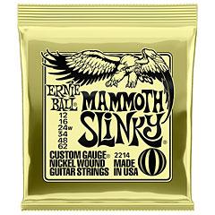 Ernie Ball EB2214 012-062 Mammoth Slinky « Saiten E-Gitarre