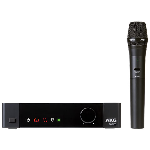 Micrófono inalámbrico AKG DMS100 Vocal Set P5