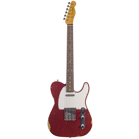 Fender Custom Shop 1960 Custom Telecaster, Relic CAR « Guitare électrique