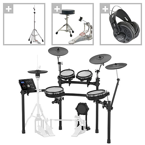 Batterie électronique Roland TD-25KV V-Drums Bundle