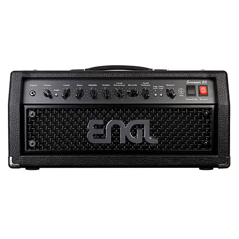 Tête ampli guitare Engl Screamer 50 E335
