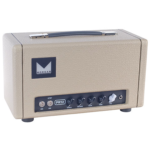 Tête ampli guitare Morgan PR12 Head Blonde