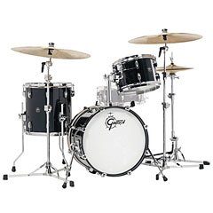"Gretsch Drums Renown Maple 18"" Piano Black Shell Set « Drumstel"