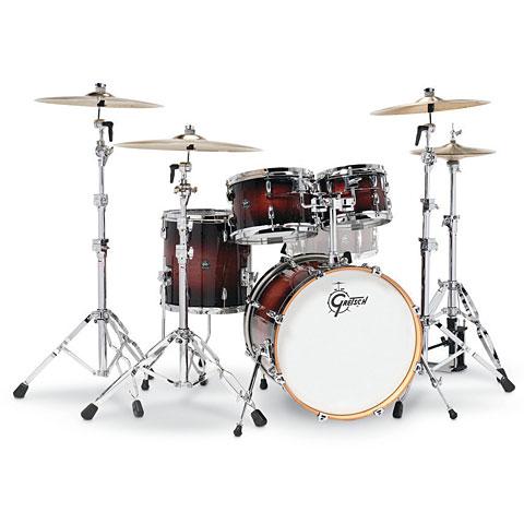 """Batería Gretsch Drums Renown Maple 20"""" Cherry Burst Shell Set"""