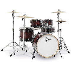"Gretsch Drums Renown Maple 22"" Cherry Burst Shell Set « Batterie acoustique"