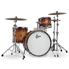 "Gretsch Drums Renown Maple 24"" Satin Tobacco Burst Shell Set « Batterie acoustique"