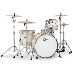 "Gretsch Drums Renown Maple 24"" Vintage Pearl Shell Set « Batterie acoustique"