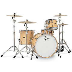 "Gretsch Drums Renown Maple 24"" Gloss Natural Shell Set « Batterie acoustique"