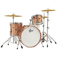 "Gretsch Drums Renown Maple 24"" Copper Premium Sparkle Shell Set « Batterie acoustique"