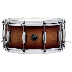 "Gretsch Drums Renown Maple 14"" x 6,5"" Satin Tobacco Burst Snare « Caja"
