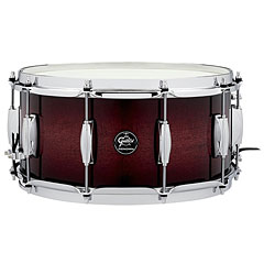 "Gretsch Drums Renown Maple 14"" x 6,5"" Cherry Burst Snare Drum « Caisse claire"