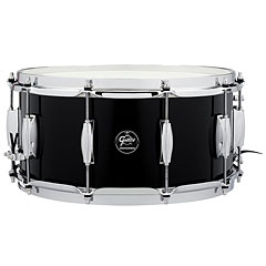 "Gretsch Drums Renown Maple 14"" x 6,5"" Piano Black Snare Drum « Caisse claire"