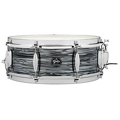 "Gretsch Drums Renown Maple 14"" x 5"" Silver Oyster Pearl Snare Drum « Caja"