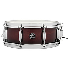 "Gretsch Drums Renown Maple 14"" x 5"" Cherry Burst Snare Drum « Caisse claire"