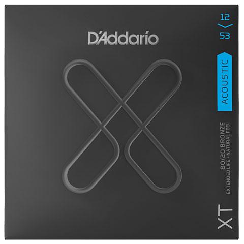 Saiten Westerngitarre D'Addario XTABR1253